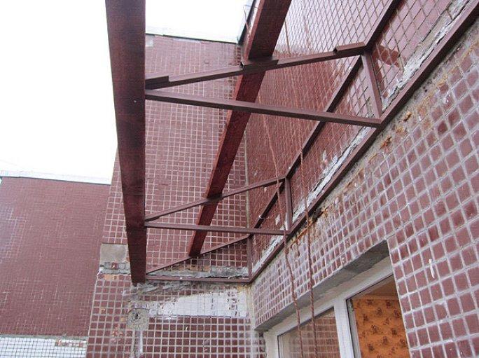 этап 1 монтаж крыши из пеноплекса