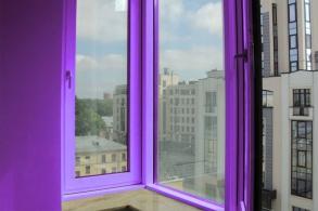 Окна в RAL
