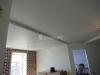Трехуровневый потолок ПВХ на металлоконструкции