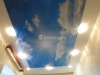 Натяжной потолок ПВХ с фотопечатью