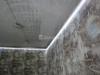 Парящий тканевый натяжной потолок