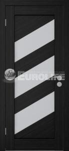 Диагональ 2 венге - массив сосны и мдф щиты, подетальная сборка без кромки