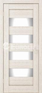 Горизонталь Мателюкс капучино - массив сосны и мдф щиты, подетальная сборка без кромки