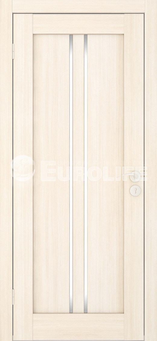 Вертикаль 1 беленый дуб - сосновый каркас с мебельным щитом. Без кромки!