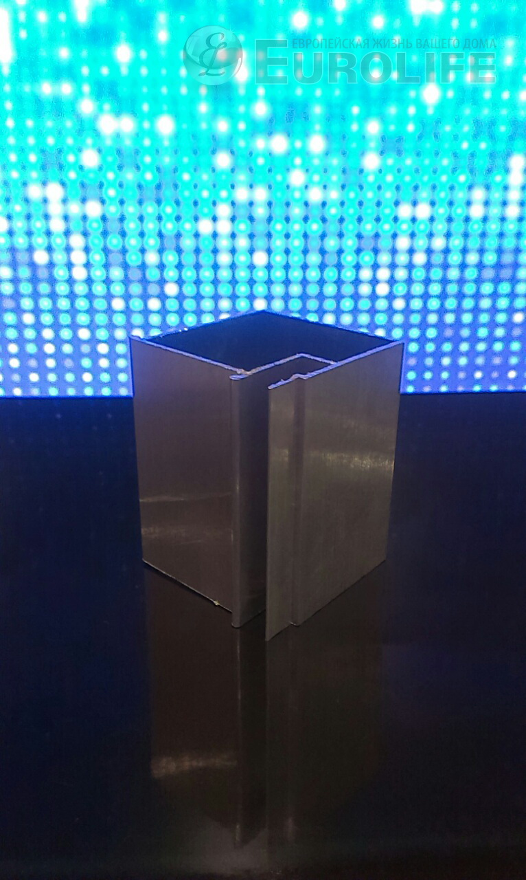 Металлический брус для скрытого карниза