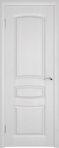 Чисто белая глухая дверь - безупречная классика