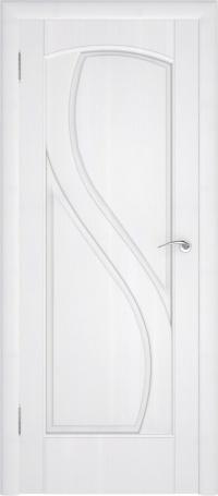 Белая дверь ТЛС К в Зафлексе