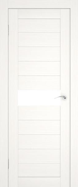 дверь цветом белый мелинга