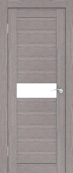 дверь софия со стеклом белым