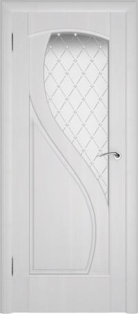 Идеальная дверь для идеальных хозяек со вкусом.