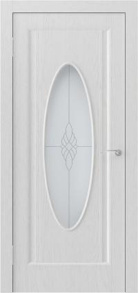Дверь с овальным стеклом найти не так легко, как может показаться. Пользуйтесь случаем!