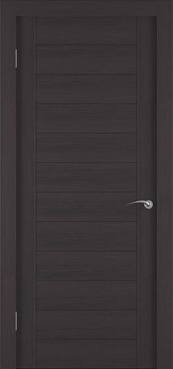 Экошпонированная дверь Eco венге - Задор