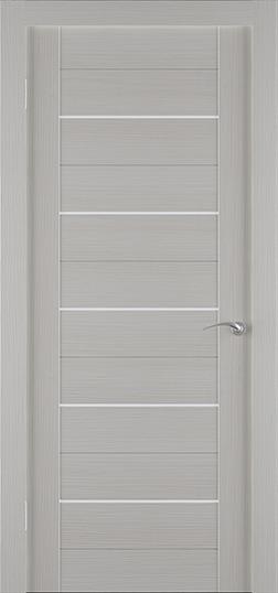 Экошпонированная дверь Eco белый мелинга - Задор