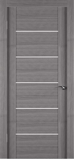 Экошпонированная дверь Eco грей - Задор