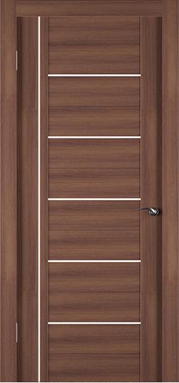 Экошпонированная дверь Eco орех - Задор