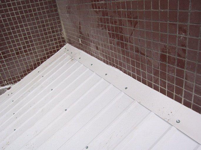 этап 4 монтаж крыши из пеноплекса