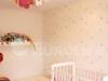 Экологичный тканевый натяжной потолок в детской комнате