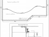 Двухуровневый потолок ПВХ на пластиковой конструкции - схема