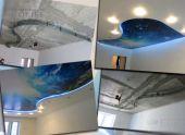 Хотите натяжной потолок с космосом, но бюджет не потянет «звёздное небо»?