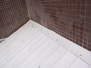Крыша из пеноплекса