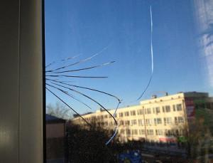 Что делать, если разбилось/треснуло стекло у пластикового окна?