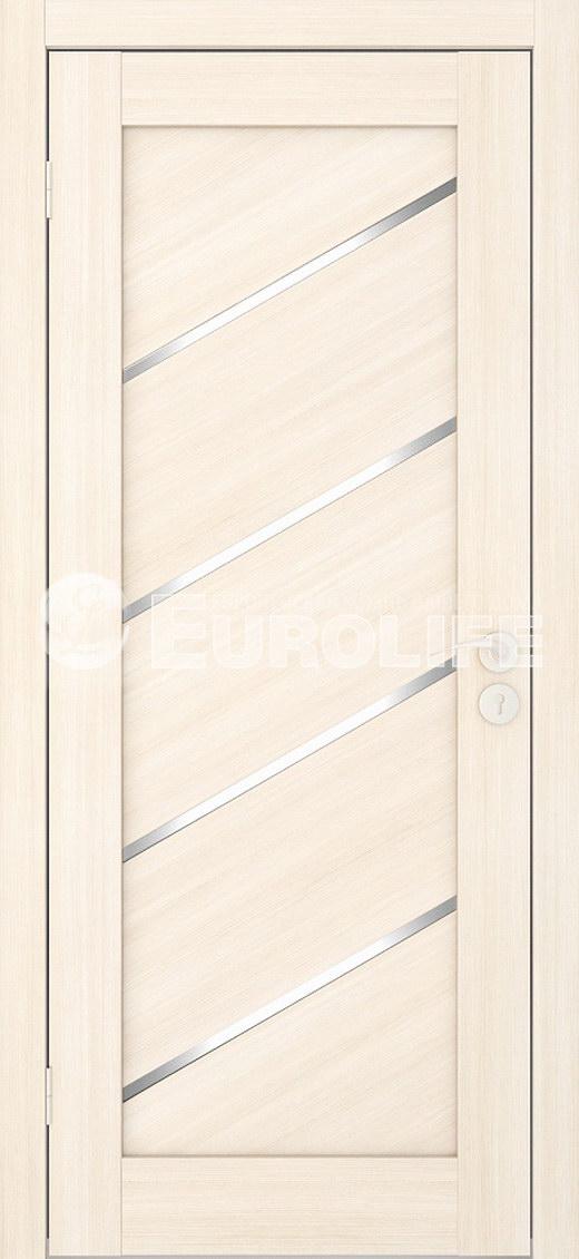Диагональ 1 беленый дуб - массив сосны и мдф щиты, подетальная сборка без кромки