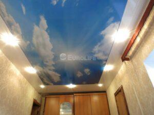 Натяжные потолки на Джамбула