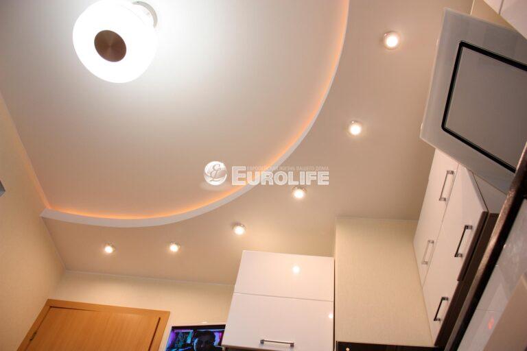 Потолок выполненный строго по чертежу Автокад