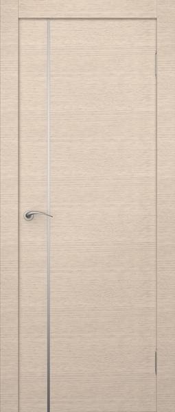 Межкомнатные двери экошпон беленый дуб