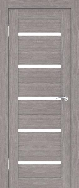 Сборная межкомнатная дверь с уплотнителем, без кромки