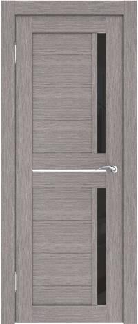 Дверь без кромки с тонированным стеклом