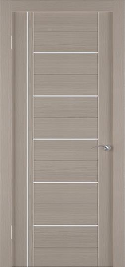 Экошпонированная дверь Eco беленый дуб - Задор