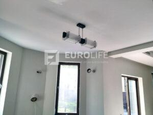 Тканевые потолки Descor, Clipso, Cerutti