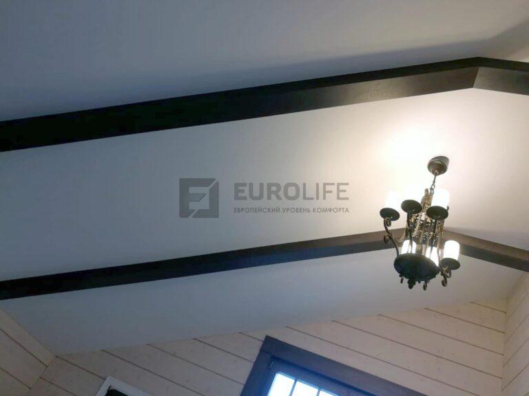 Descor или D-Premium лучше соотношение цена-качество среди тканевых потолков