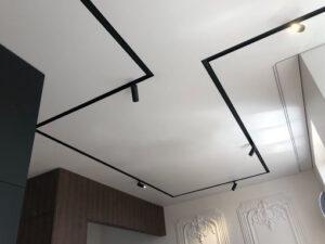 Нишевые потолки со Slott 80 и Slott 40