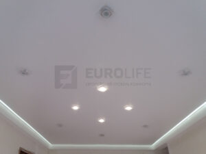 подсветка контурного потолка