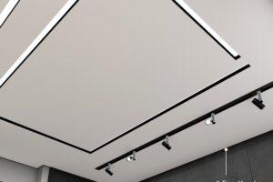 Демпферные потолки