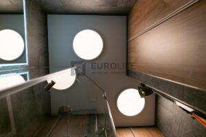 потолок еврокраб в санузле