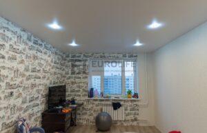 Матовые потолки – классика по самой доступной цене